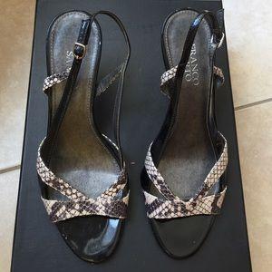 Franco Sarto brand women high heels size 8M